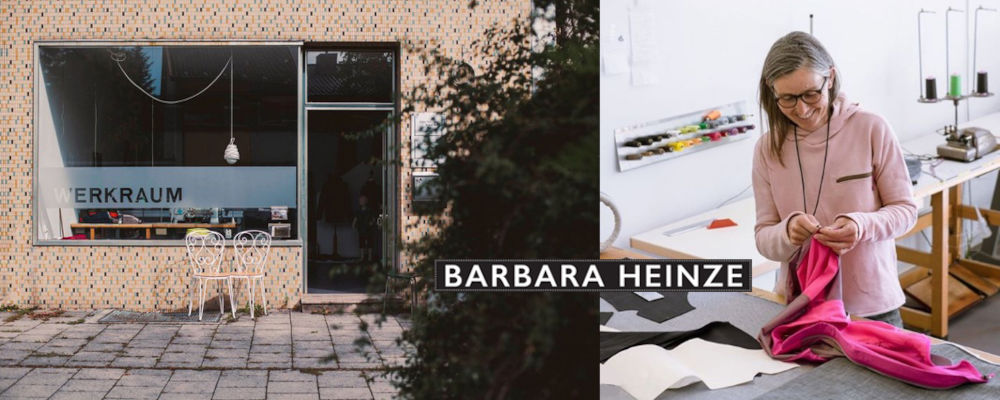 BARBARA HEINZE - BIO | FAIR | QUER | SCHÖN | HANDGEMACHT | CHANGE | FLOW | ALPINE | TECHNISCH | PRAKTISCH | GUARDIAN ANGEL - Anfertigung ökologischer und technisch durchdachter outdoor Bekleidung.