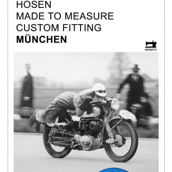 Hosen - Made to Measure - Custom Fitting in Muenchen
