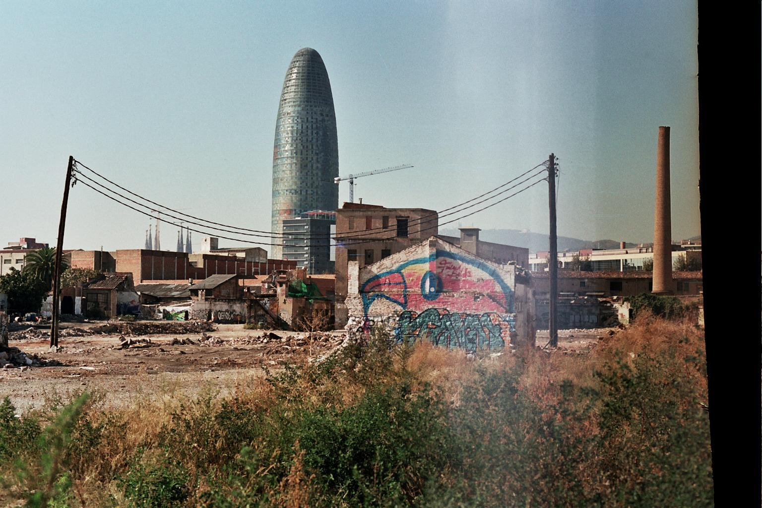 Agbar Poblenou Barcelona