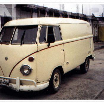 VW Bus Typ 2 T1 Bulli